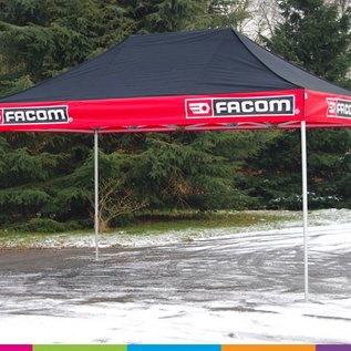 Cover 4,5X3M only valance printed