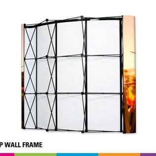 Frame curved 3x3