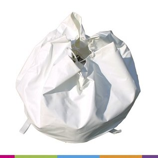 Cover - Velcro - ST40 (13M) - White