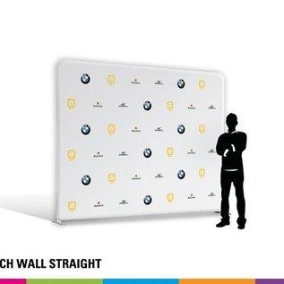 Stretch wall straight 400CM