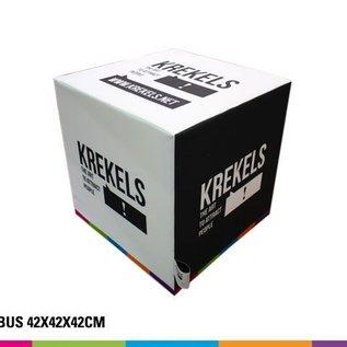 Cube 42 cm full digital printed
