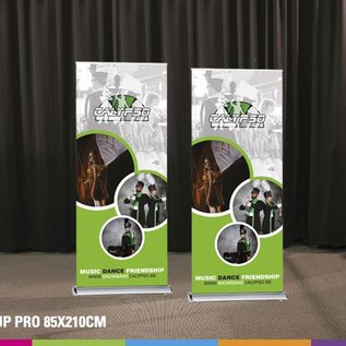 Roll up Professional pro : 85 - 100 - 120 - 150cm breed