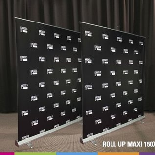 Roll up maxi (max height 2,7M)