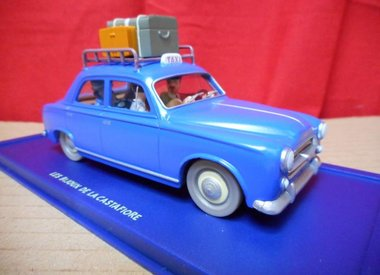 Miniaturen Peugeot