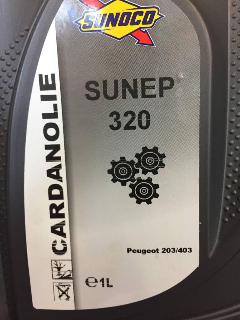 Sunoco Cardanolie 1 liter APH011