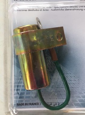 Valeo Condensator Ducellier 5948 05/06