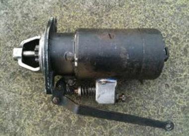 Ophanging / electrische motor uitrusting groep 5