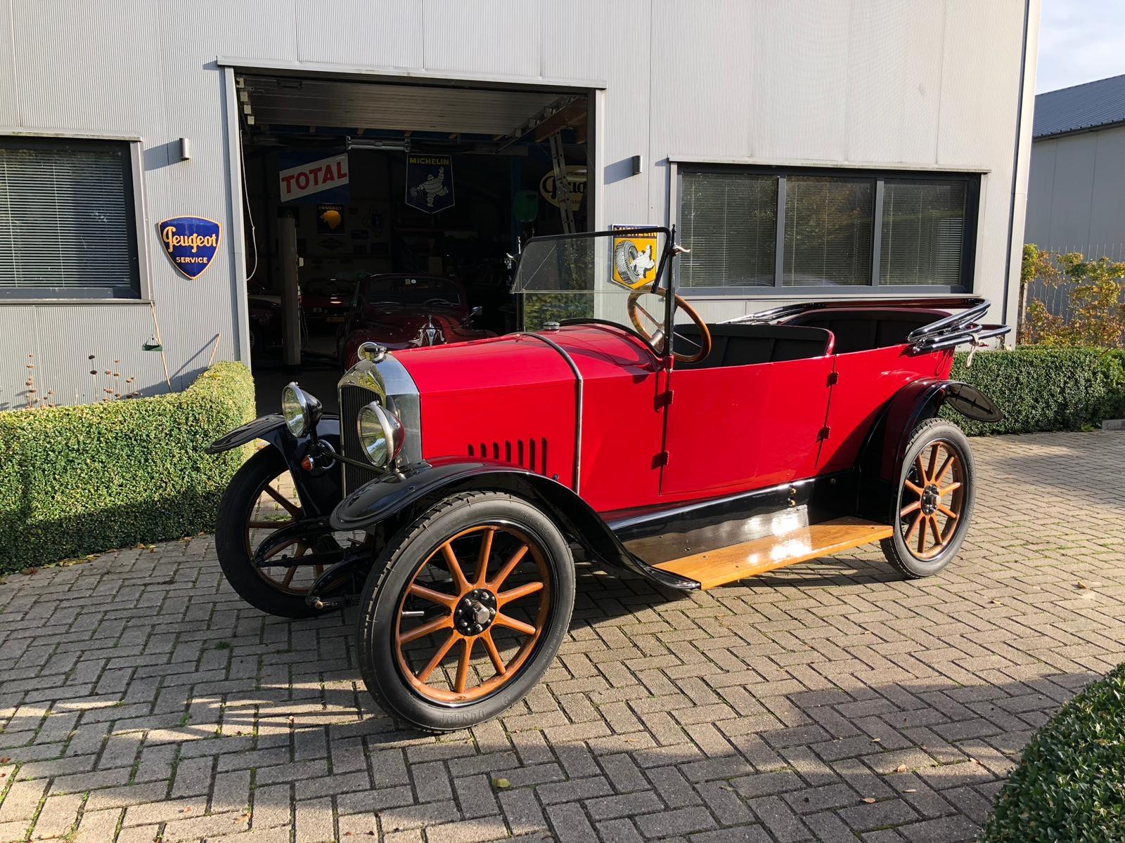 Peugeot 163 1922