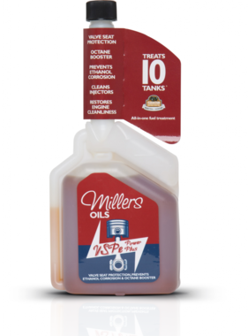 Millers VSPe Power Plus Multishot Ethanol Killer 500 ml