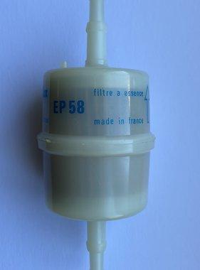 """Peugeot 1567-21 universeel benzine filter """"Purflux EP58"""""""