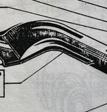 APH 1765-01A Vlinder eindstuk 203 reproductie