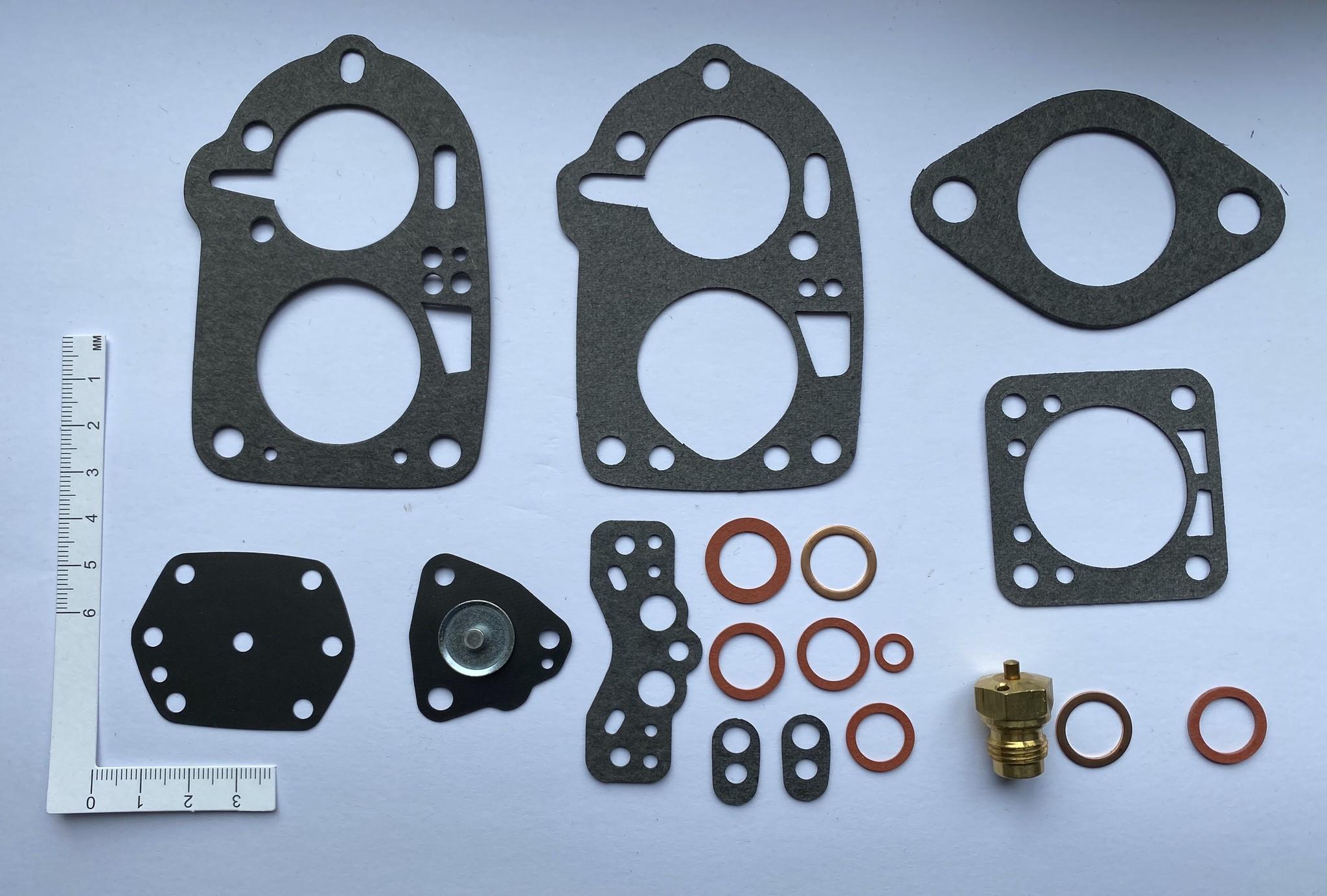 APH 1410-01 Carburateur revisieset Solex 32PBIC & 34PICB