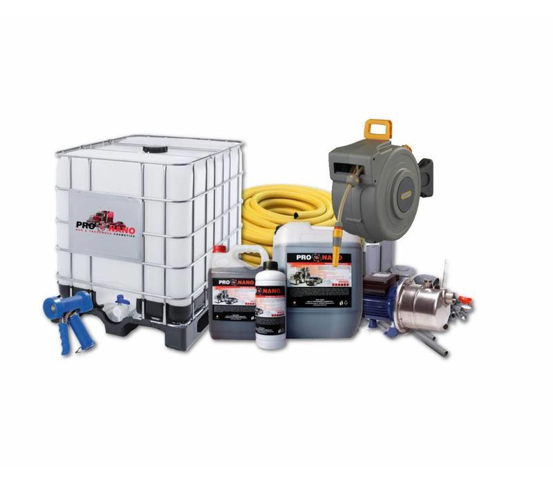 ProNano Plus Low Pressure Installation