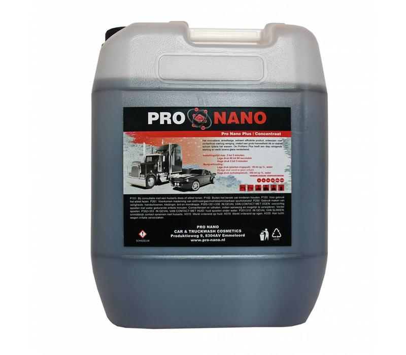 20 liter Plus + Gratis Schuimpistool + FREE Ceramic Wax