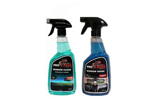 ProNano Window Clean & Shine