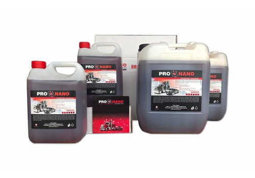Refill Kit low pressure installation ProNano Plus