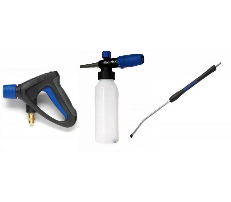 Nilfisk Pro Wash Set