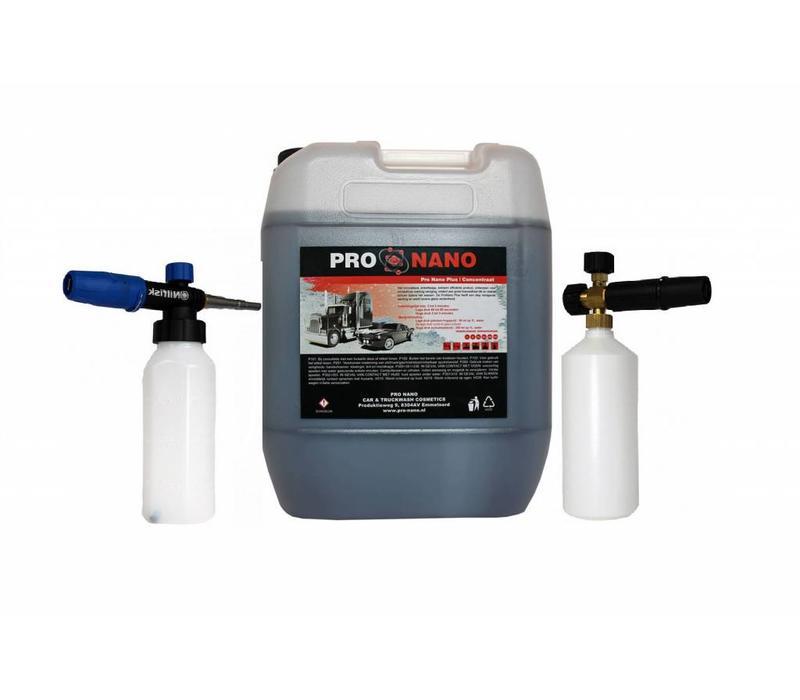 20 Liter ProNano Plus Inkl. FREE schaumpistole (Nilfisk oder Universal)