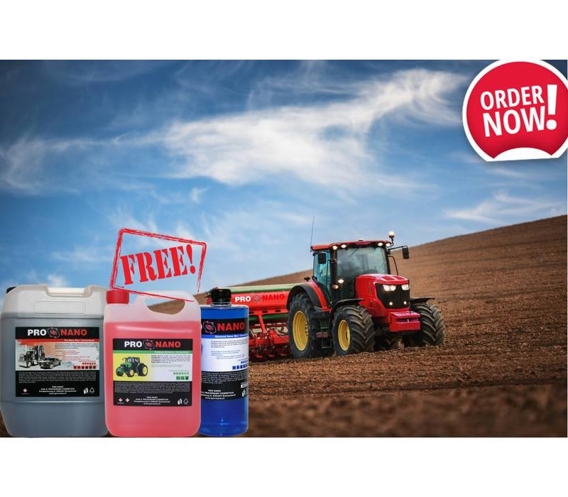 ProNano Agri Deal