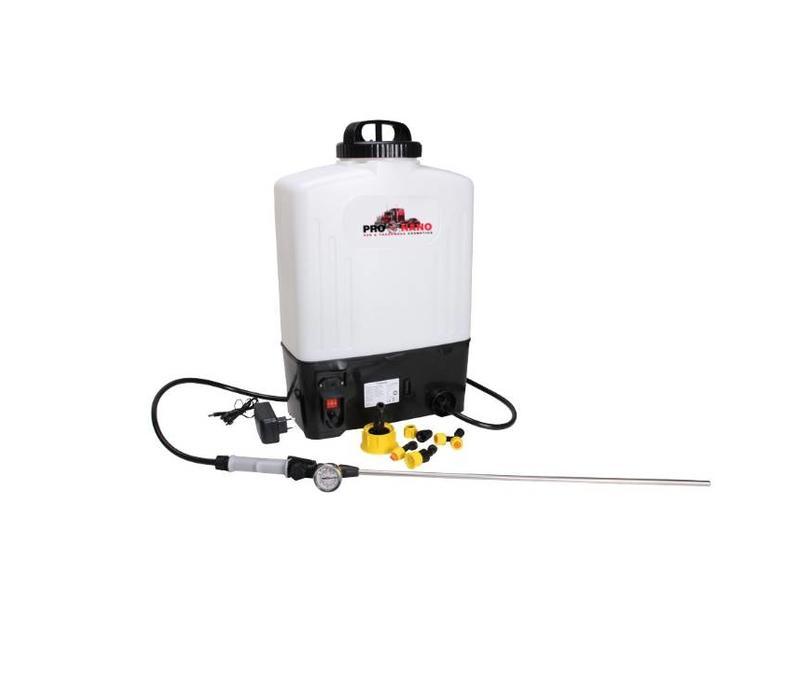 Battery Sprayer Model 1600E 16L