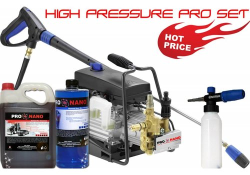 ProNano High Pressure Pro Set