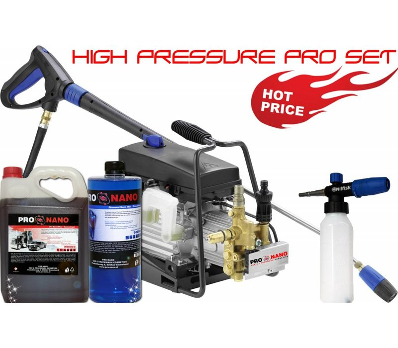 High Pressure Pro Set