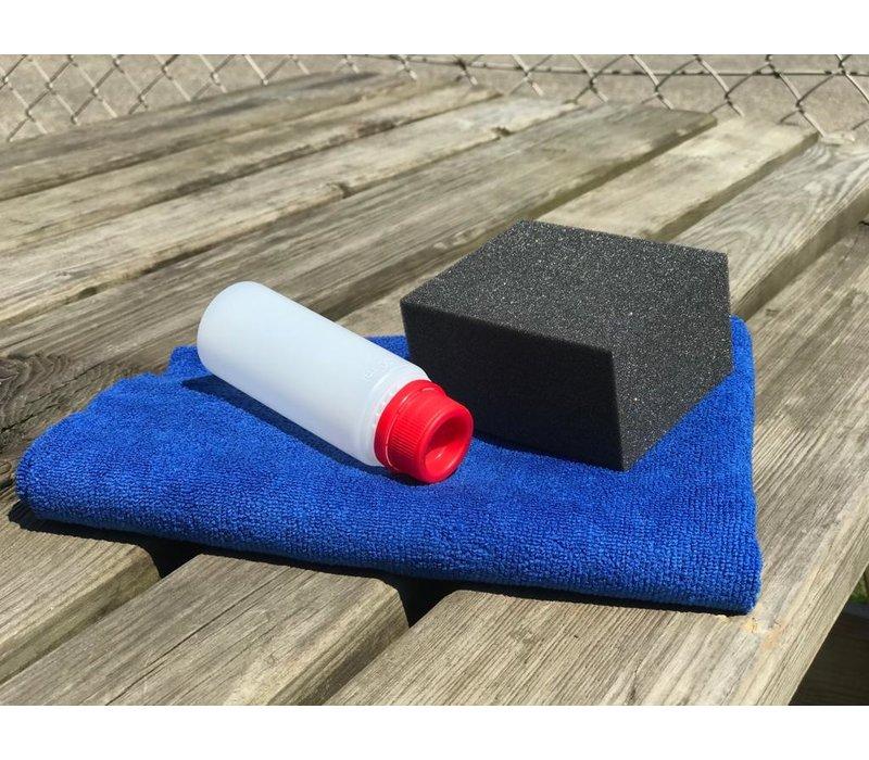 Contactless Wash Set + FREE Ceramic Wax sample