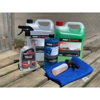 Tar, Grease & Bitumem Remover Package