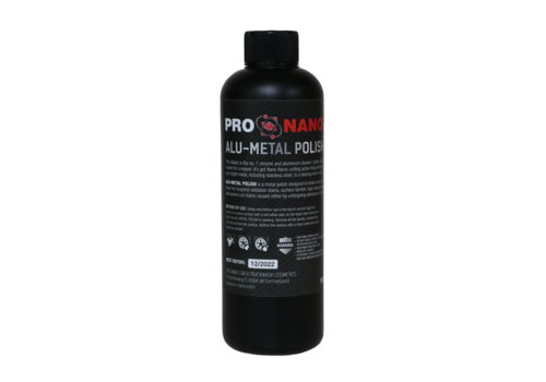 ProNano 500ml Alu-Metal Polish