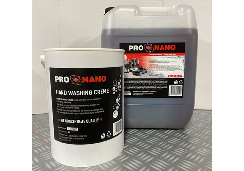 20L ProNano Plus + FREE 5L Hand Washing Creme