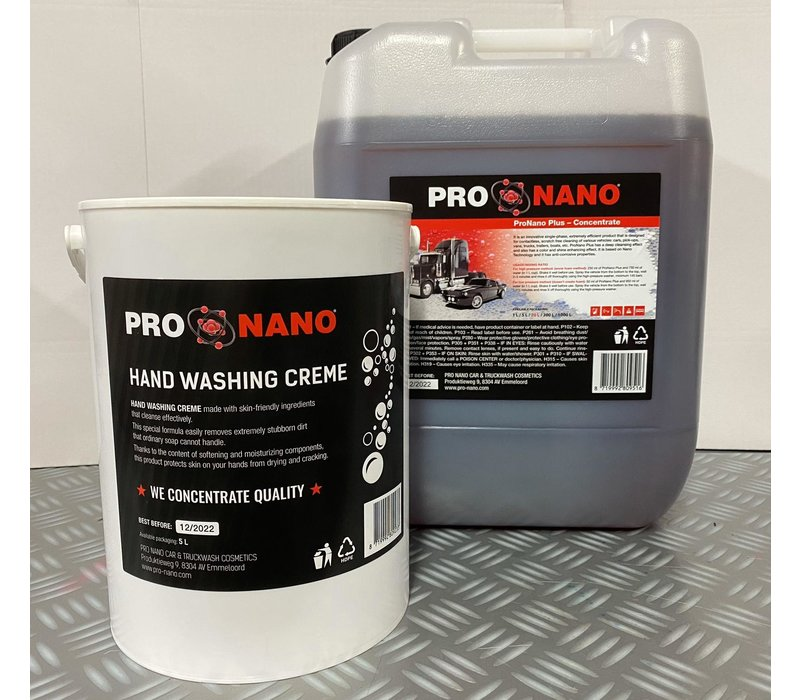 20L ProNano Plus + FREE 5L Hand Washing Creme