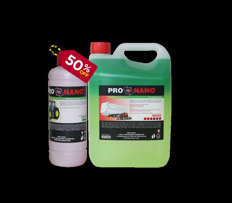 5L ProNano Strong + 1L Activator Agri