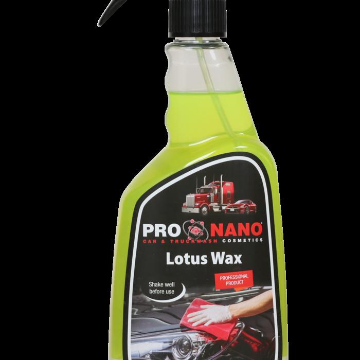 High Quality Nano Wax
