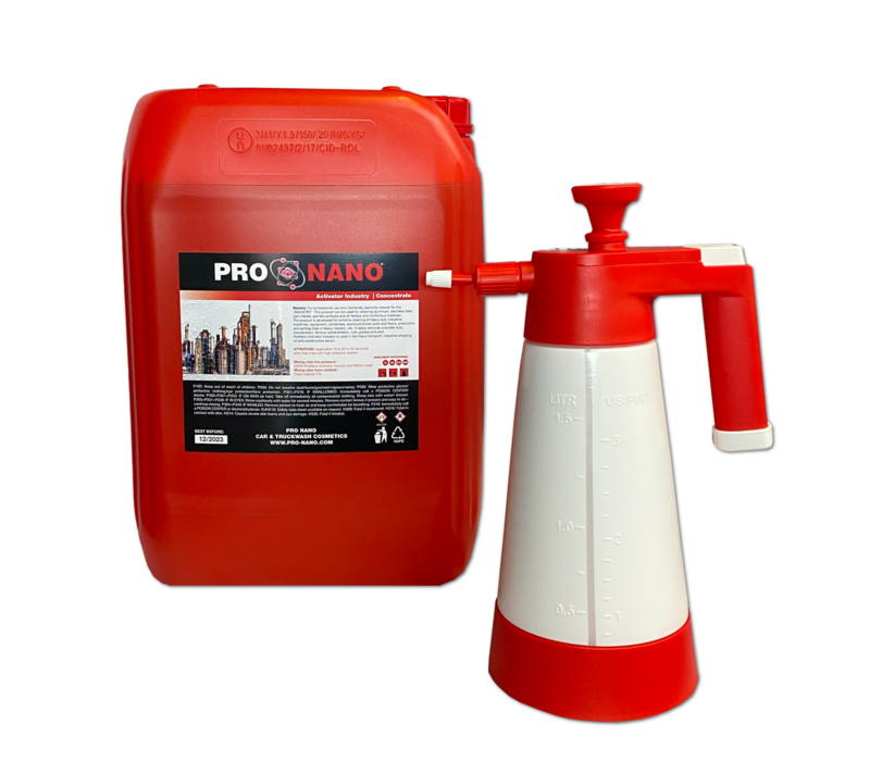 ProNano Activator Industry INTRO Deal