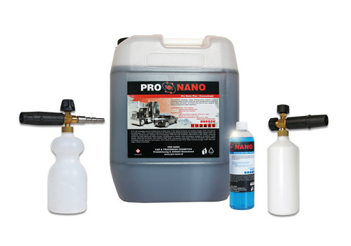 ProNano 20L ProNano Plus + GRATIS  Schuimpistool + GRATIS 500ml Diamond Nano Wax
