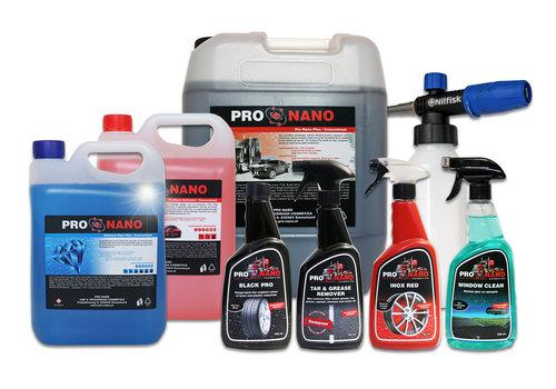 ProNano Truck Package Pro