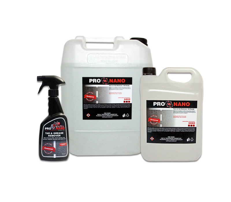 Tar  & Grease Remover