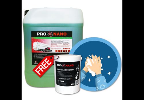 ProNano 20L ProNano Strong + FREE 2,5L Hand Wash Creme