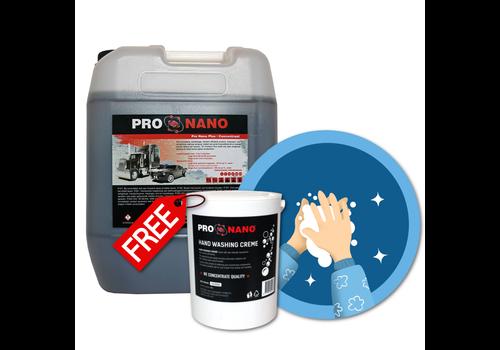 ProNano 20L ProNano Plus + GRATIS 2,5L Hand Wash Creme