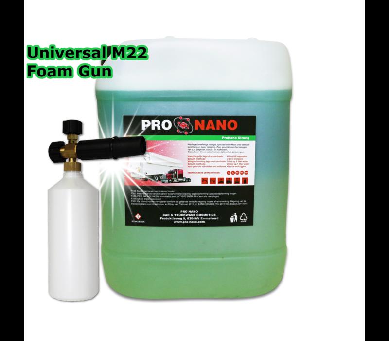 20L ProNano Strong + FREE Foam Gun of your choice