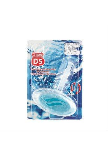 D5 X-treme Toilettenblock Ozean frisch 40 Gramm