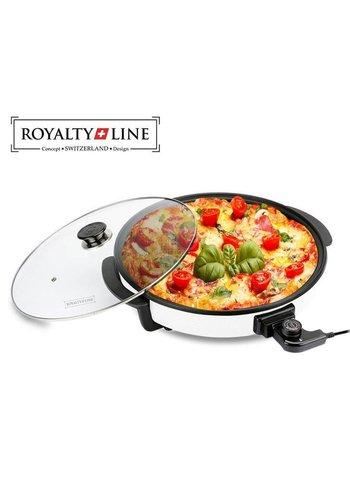 Royalty Line  Elektropfanne Pizzapfanne Ø 40 cm 1500W