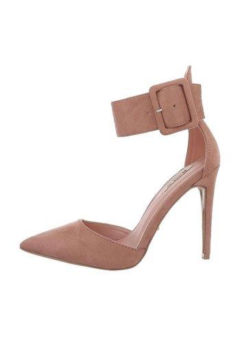 D5 Avenue Damen High-Heel Pumps - pink