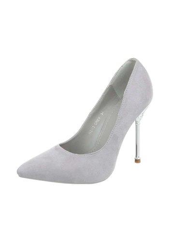 D5 Avenue Damen High Heels Pumps - grey