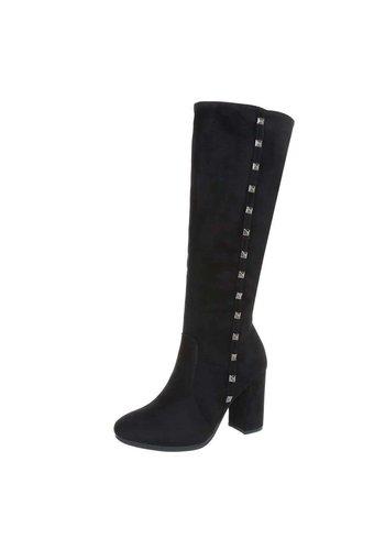D5 Avenue Damen Stiefel - black