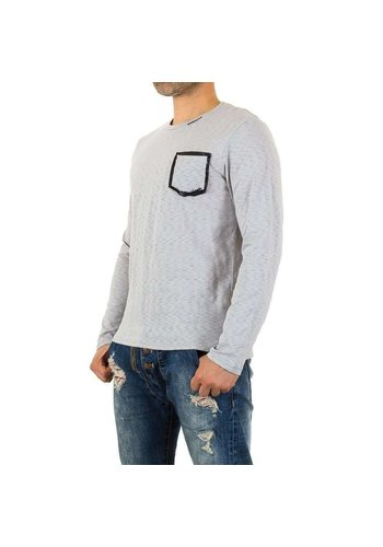 D5 Avenue Herren Shirt von Y.Two Jeans - L.grey