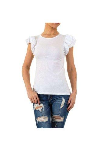 USCO Damen Shirt von Usco - white