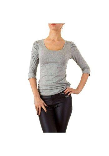 USCO Damen Shirt von Usco - grey
