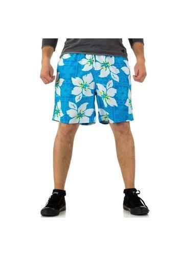 D5 Avenue Herren Shorts von Quianhe - blue