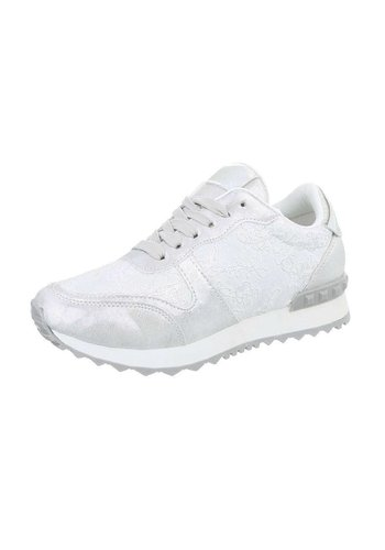 D5 Avenue Damen Sportschuhe - white